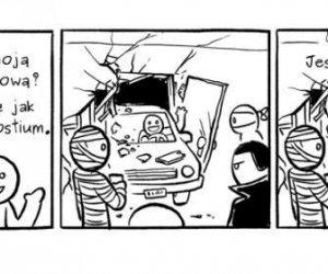 Jestę samochodę
