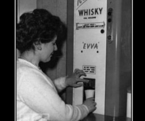 Automat do whisky