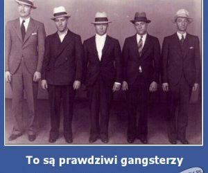 Prawdziwi gangsterzy