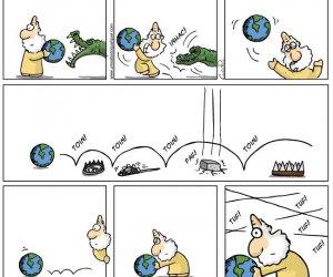 Jak nie skończył się świat?