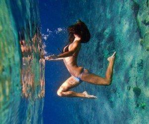 Podwodny taniec