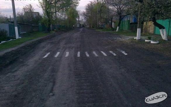 Takie tam z jednej z rosyjskich wsi