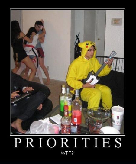 Priorytety WTF?