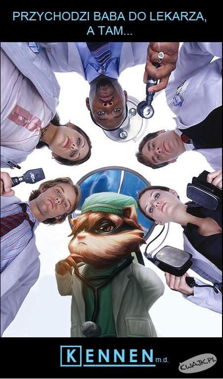 Baba u lekarza