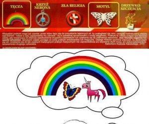 Szatańskie symbole