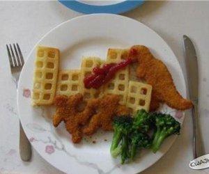 Śniadanie dla niejadka