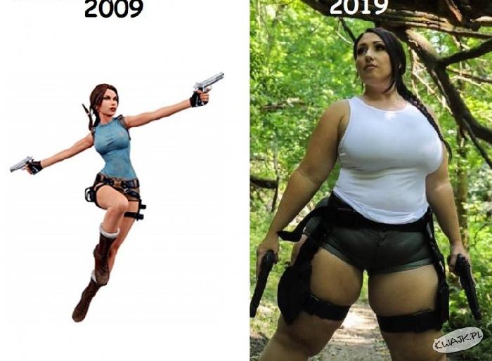2009 vs. 2019