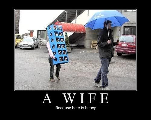 Dowód miłości od żony