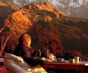 Śniadanko w górach