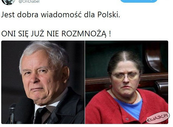 Jest dobra wiadomość dla Polski