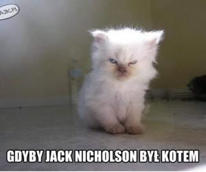 Jack Nicholson w kolejnym wcieleniu