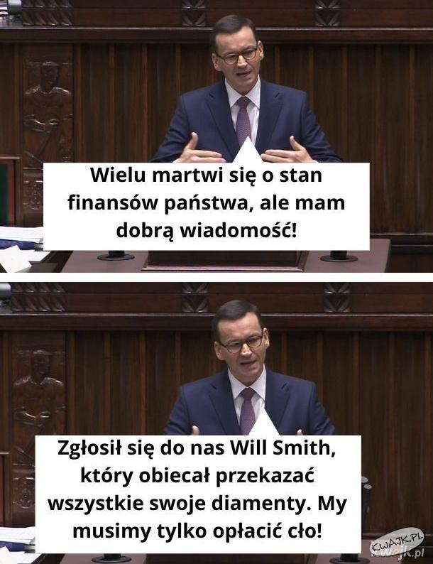 Wielu martwi się o stan finansów państwa...