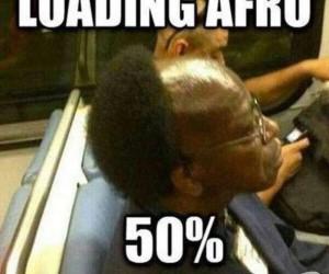 Wczytuję afro