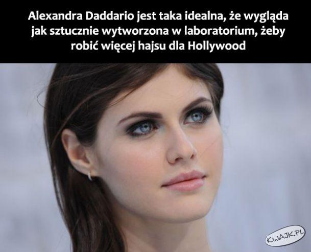 Idealna kobieta!