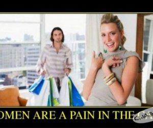 Kobiety to wrzód na gotówce