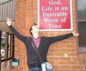 Życie bez Boga