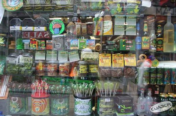 Cannabis może być ukryty wszędzie...