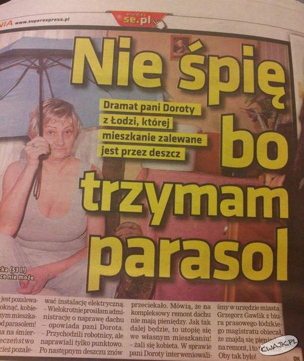Dramat w Łodzi