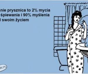 Cała prawda o prysznicu