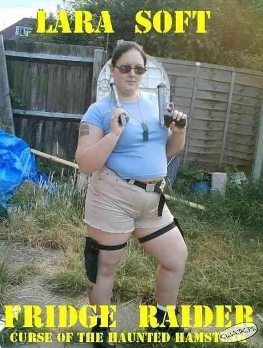 Prawie jak Lara Croft