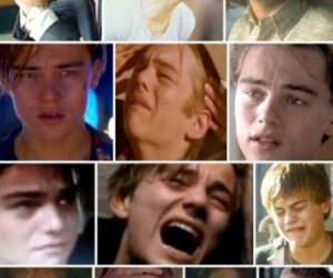 Wiele łez Leonardo DiCaprio