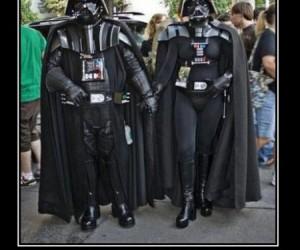 Luke, jestem twoją matką