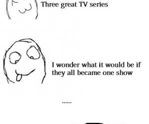 Gdyby to był jeden serial...