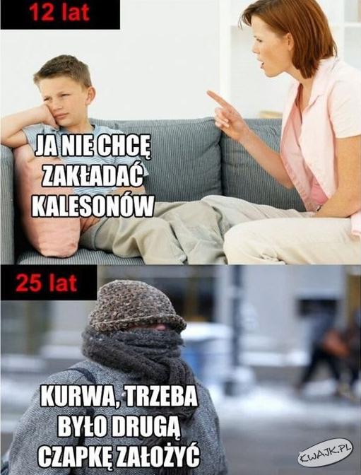 12 lat vs. 25 lat