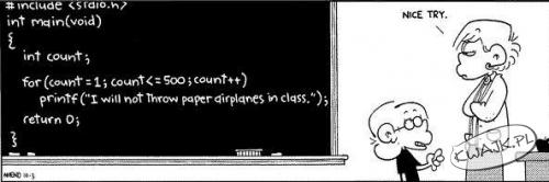 Na lekcji