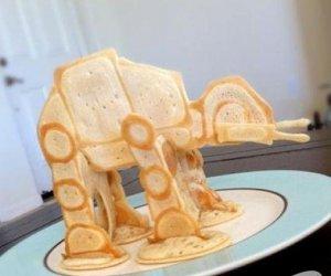 Naleśnik na śniadanie dla dziecka