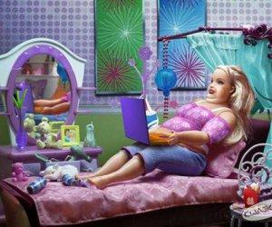Prawdziwa amerykańska Barbie