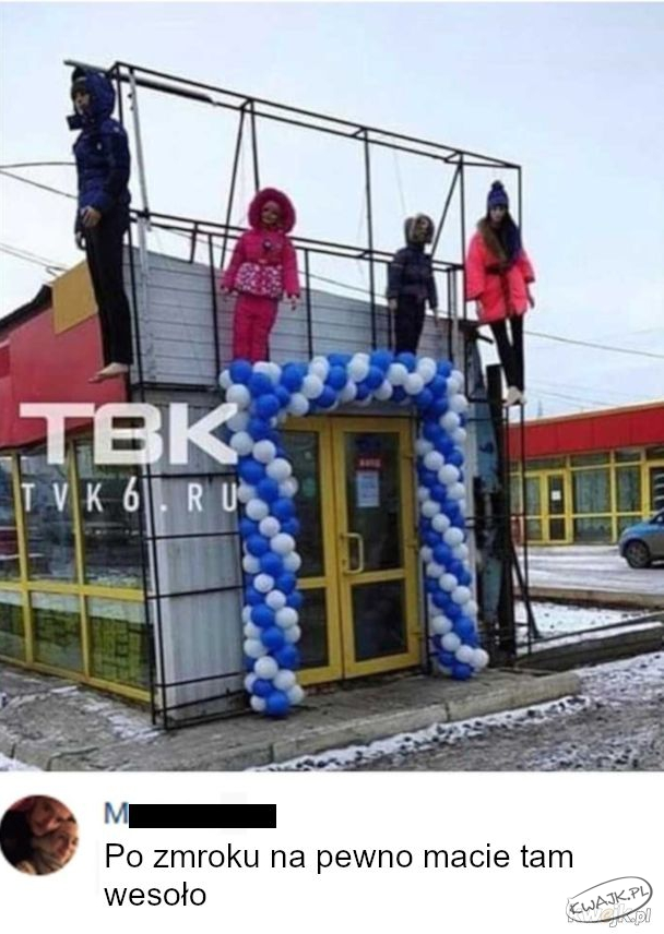 Rosja. Sklep z odzieżą dla dzieci