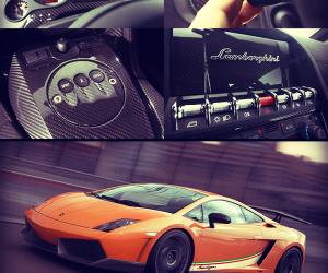 Lamborghini - moje marzenie
