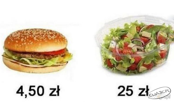 Dlaczego w Polsce jest problem ze zdrowym odżywianiem? My wiemy...