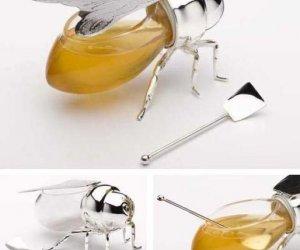 Miód prosto od pszczoły