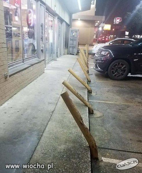 Parkowanie... ;)