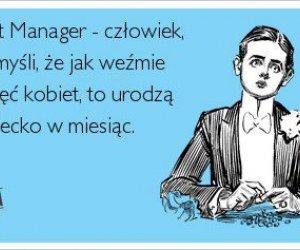 Projekt manager