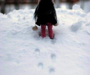 Śnieżny potwór