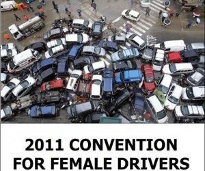 Konwent kobiet-kierowców
