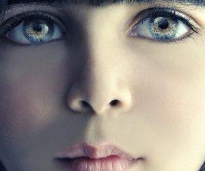 Bo oczy są światłem duszy