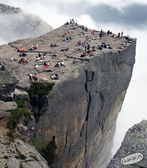 Piknik w górach