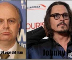 Normalny 50-latek i Johnny